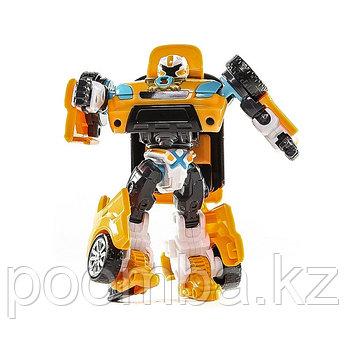 Робот-трансформер Tobot X с ключом-токеном