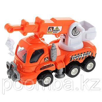 """Машинка Construction Truck """"Подъемный кран"""""""