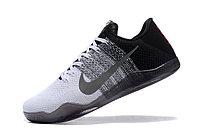 "Кроссовки Nike Kobe XI (11) Low ""White Grey Black"" (40-46), фото 3"