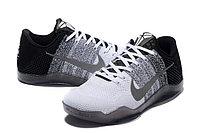 "Кроссовки Nike Kobe XI (11) Low ""White Grey Black"" (40-46), фото 2"