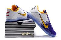 """Кроссовки Nike Kobe XI (11) Low """"Lakers"""" (40-46), фото 6"""