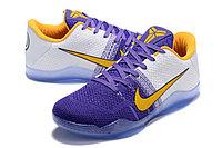 """Кроссовки Nike Kobe XI (11) Low """"Lakers"""" (40-46), фото 2"""