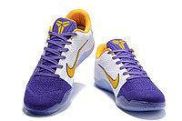 """Кроссовки Nike Kobe XI (11) Low """"Lakers"""" (40-46), фото 4"""