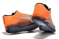 "Кроссовки Nike Kobe XI (11) Low ""Orange Grey"" (40-46), фото 5"