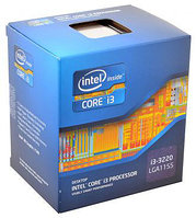 """Процессор """"CPU Intel Core i3 -3220 (3.3GHz) ,3MB Cache,Socket LGA 1155,65W, OEM"""""""