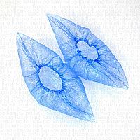 Бахилы одноразовые 1,6гр 17мкр,3000 пар/уп эконом
