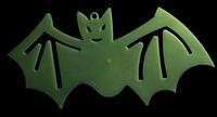 """Светящиеся подвесные формы для Хеллоуина """"Летучая мышь"""""""