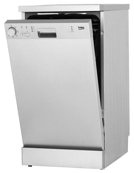 Напольная посудомоечная машина BEKO DFS 05010 S