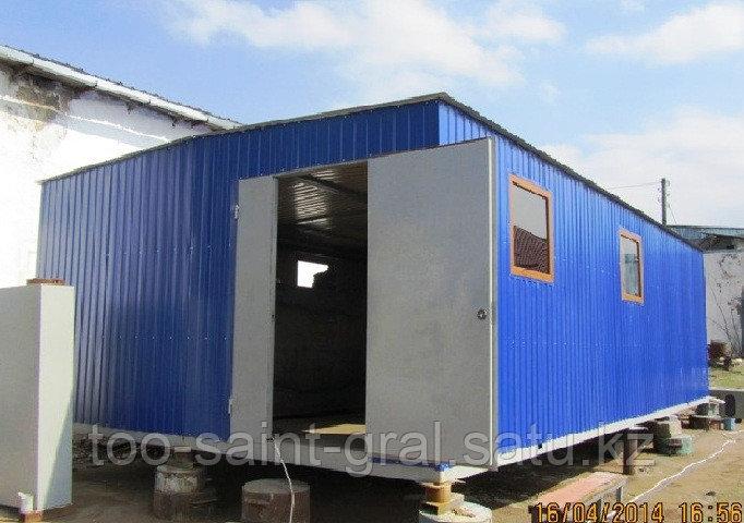 Изготовление Блочно-модульных зданий