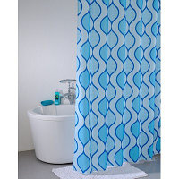 "Штора для ванной комнаты ""Iddis"" Gurved Lines 400P20RI11"