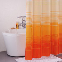 "Штора для ванной комнаты ""Iddis"" Orange Horizon 300P20Ri11"