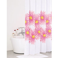 "Штора для ванной комнаты ""Iddis"" Pink Blossom SCID091P"