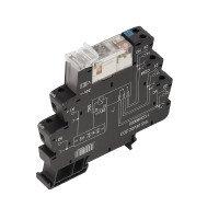 1123490000 Реле TRS 24VDC 2CO