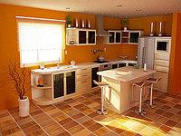 Какой пол выбрать на кухне