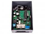 ROXTON CP-8032 удаленная панель связи с оператором, RS-485, настенная или врезная, фото 2