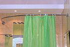 Карнизы для ванной нержавеющие, фото 2