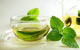 Китайский Зеленый чай с мятой (100гр.)