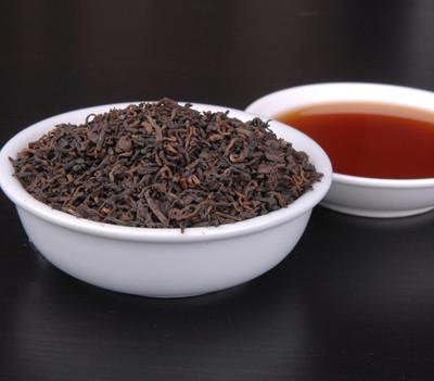 Черный чай Пуэр листовой (100гр.)