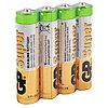 Батарейка GP Ultra Alkain AAA, 4 шт. плёнка.