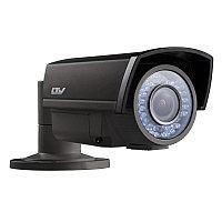 Цилиндрическая уличная TVI камера, 1080p, f=2.8-12мм, BLC,HLC, D-WDR, OSD меню через LTV-TVR, ИК до 40м, мех.