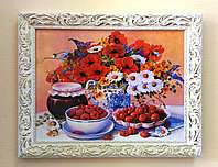 """Картина """"Лето у бабушки"""", фото 1"""