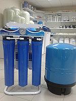 Обратноосмотический фильтр для воды РО - 400, производительностью 60 л/ч.