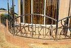 Поручни из металла со стеклом, фото 9