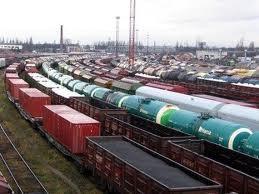 Железнодорожные перевозки Европа - Казахстан
