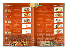 Изготовление меню