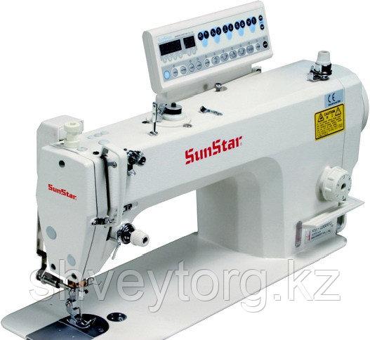 Одноигольная швейная машина SunStar KM2300EMG