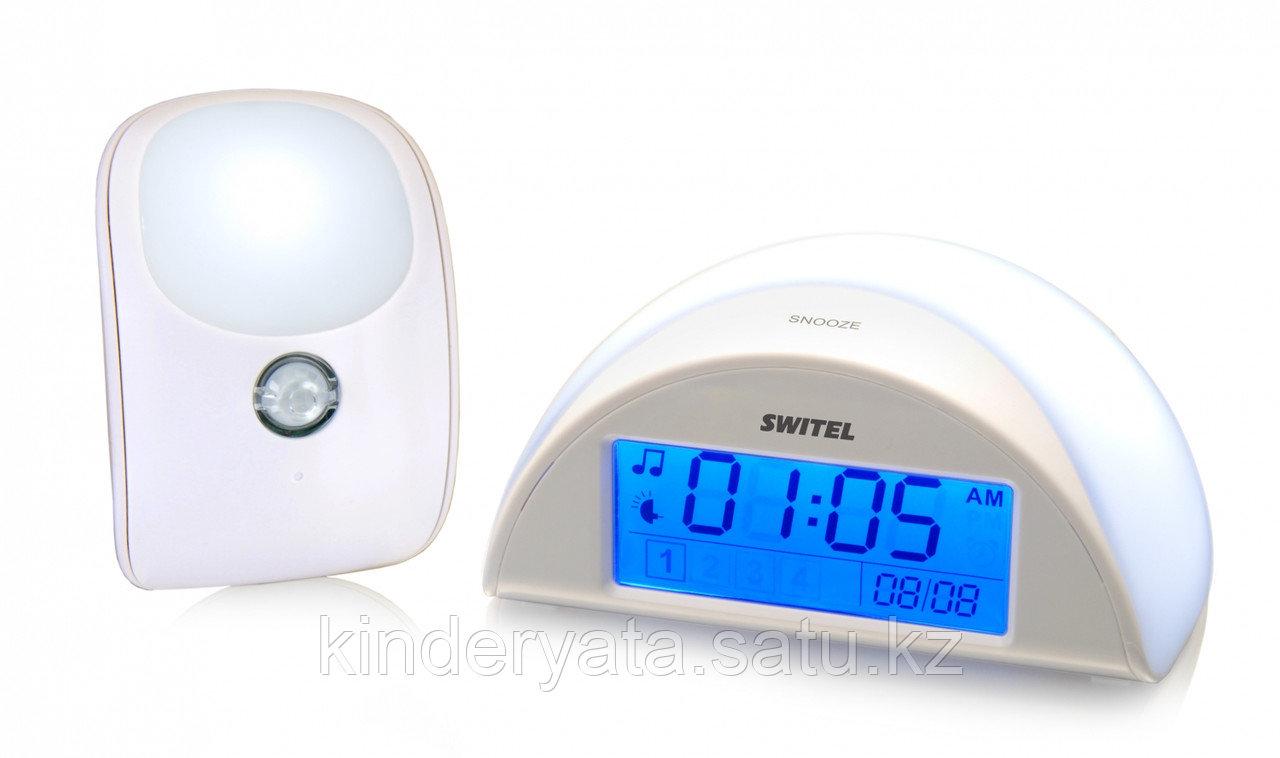 Switel BC110 Автоматический детский ночник с функцией радионяни
