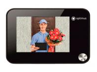 Цветной видеодомофон Optimus DB-01, фото 2