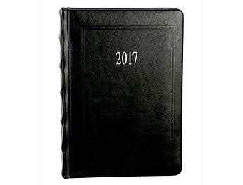 Датированный ежедневник А5 черный