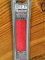 """Нитки мулине """"Madeira"""" цвет 0213"""