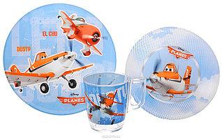 Детский набор Luminarc Disney Planes 3 предмета
