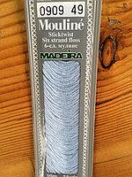 """Нитки мулине """"Madeira"""" цвет 0909"""