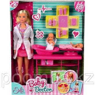 Кукла Штеффи Детский доктор - фото 1