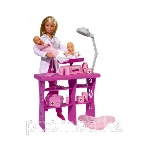 Кукла Штеффи Детский доктор - фото 4