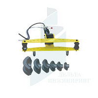 Трубогиб электрический TOR HHW-3D 20т