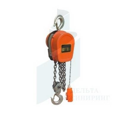 Таль электрическая цепная TOR DHP 2 т 12 м