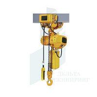 Таль электрическая цепная TOR HHBD-T 1 т 12 м