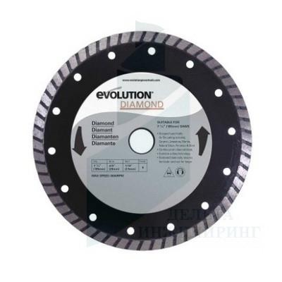 Диск Evolution RAGEBLADE210DIAMOND 210х25,4х2,5 алмазный