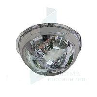 Зеркало для помещений купольное 600мм