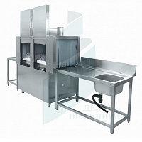 Машина посудомоечная туннельная Abat МПТ-1700 левая