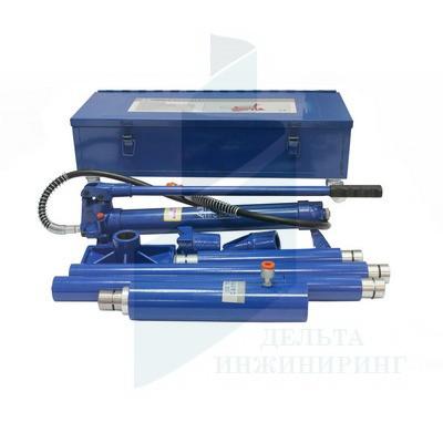 Комплект гидравлики рихтовочный AE&T T03020 20 т