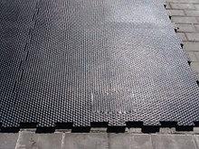 Резиновые покрытия для промышленных  , складских и производственных помещений