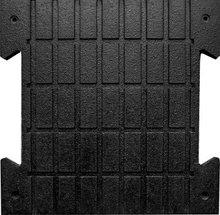 Резиновые  покрытия для полов в грузовых вагонах