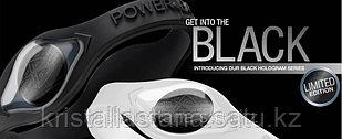 Браслет с черной голограммой Power Balance (BLACK HOLOGRAM SILICONE WRISTBAND)