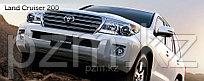 Замена масла в АКПП Toyota Land Cruiser 200 (2008 - )  5.7 V8 4WD      АКПП № AB60F