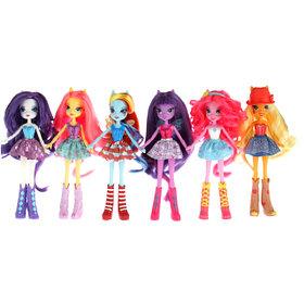 Equestria Girls. Куклы My Little Pony.